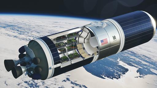 Subsidiária da Nanoracks quer cultivar alimentos em estufa orbital