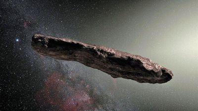 Oumuamua pode ser o resto de um cometa interestelar que se desintegrou