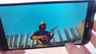 Surgem novas imagens do LG V20