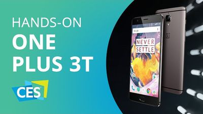 OnePlus 3T [Hands-on CES 2017]
