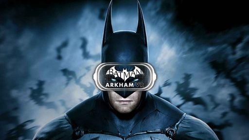 Batman: Arkham VR trará muitas referências e segredos, garante estúdio