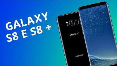 Samsung Galaxy S8 e S8+ - ANÁLISE COMPLETA - Canaltech