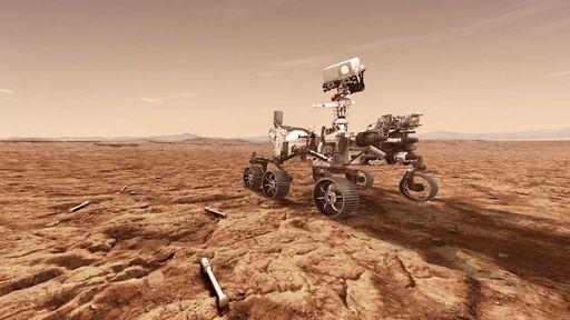 Saiba como ESA e NASA trabalharão juntas para trazer rochas marcianas à Terra