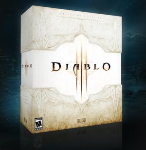 Edição de colecionador de Diablo III (Imagem: Divulgação)