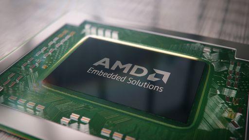 AMD apresenta faturamento 13% menor, mas dentro das expectativas