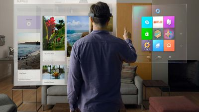 Microsoft tem planos de trazer realidade mista para o Xbox One em 2018