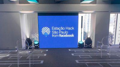 Facebook divulga lista das startups selecionadas para o Estação Hack