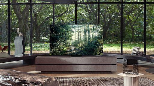 Samsung descarta utilizar paineis OLED da LG em suas smart TVs