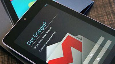 Rumor: Google e Asus estariam planejando Nexus 7 mais barato