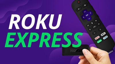 Roku Express, MELHOR que o Chromecast antigo e com CONTROLE