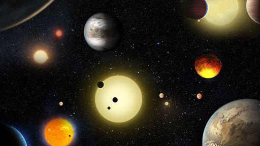 """Luas de exoplanetas podem nos ajudar a encontrar """"irmãos habitáveis"""" da Terra"""