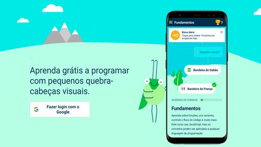 Google lança app para programadores iniciantes; saiba como se cadastrar