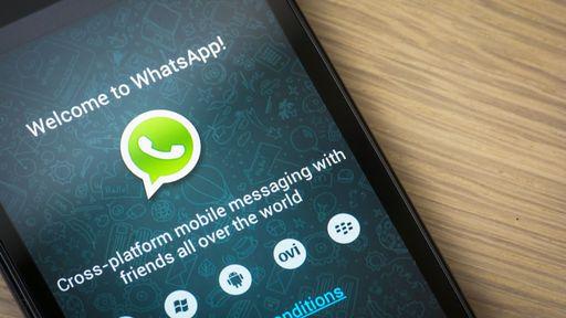 Como encaminhar uma mensagem do Whatsapp para outro contato?