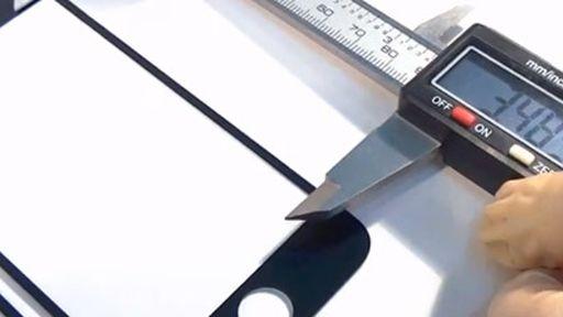 Teste mostra que display do suposto iPhone 5 é ainda mais resistente