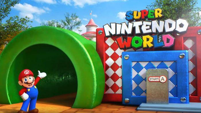 Parque temático da Nintendo ficará dentro da Universal Studios, na Flórida