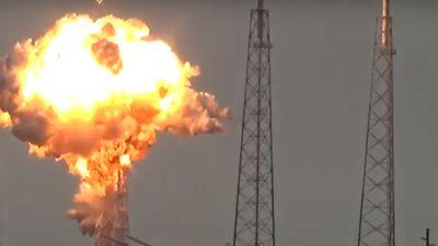 Proprietária de satélite que explodiu com o Falcon 9 pede US$ 50 mi na Justiça