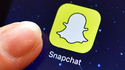 Snapchat ganha suporte a figurinhas em GIF e novas guias