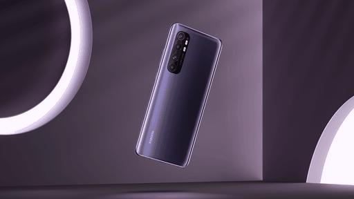 Mi Note 10 Lite é oficializado com bateria robusta, tela curva e Snapdragon 730G