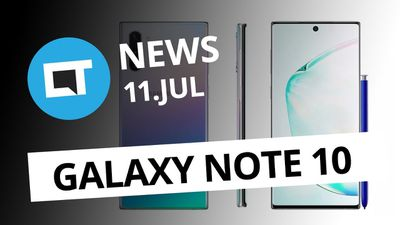 Galaxy Note 10: praticamente sem bordas [CT News]
