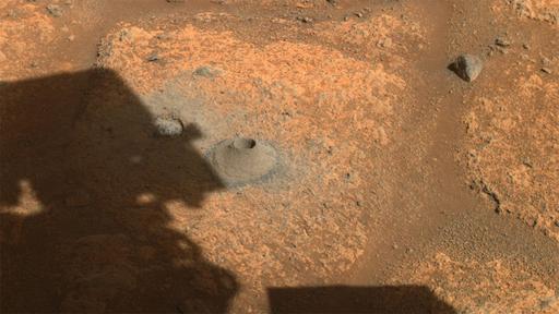 Mistério! Perseverance coletou amostra de Marte mas o conteúdo sumiu