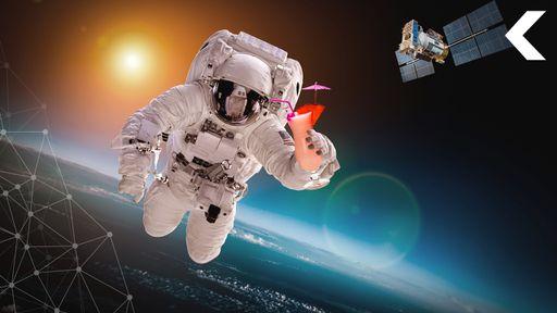 Turistas espaciais também devem ser chamados de astronautas?
