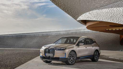BMW confirma novo SUV elétrico iX para o fim de 2021; Veja os detalhes