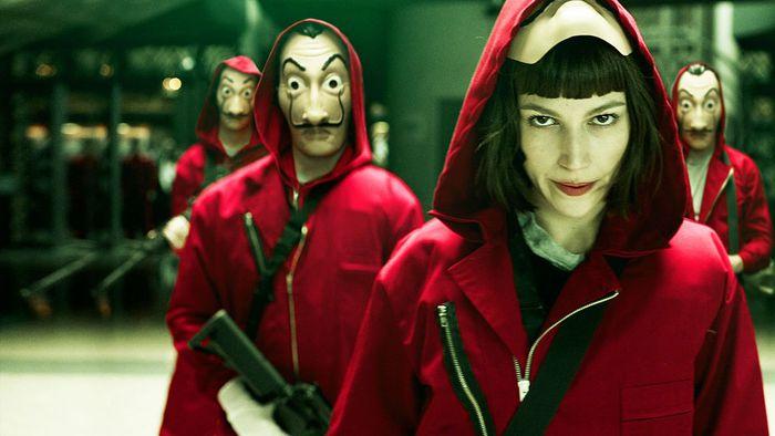 Netflix desmente 3ª temporada de La Casa de Papel