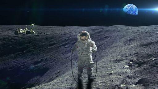 NASA começa a detalhar seu plano de levar novamente astronautas à Lua em 2024