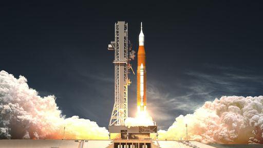 NASA pode cancelar teste importante para inaugurar logo o foguete SLS