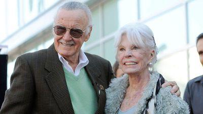 Morre Joan Lee, esposa de Stan Lee