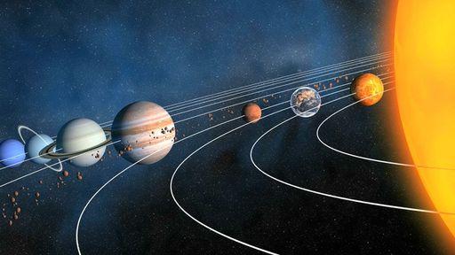 Vídeo mostra como o Sistema Solar não orbita exatamente o centro do Sol
