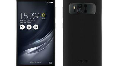 ASUS ZenFone AR é o novo Project Tango com suporte ao Daydream