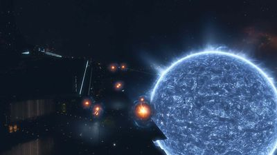 Jogadores de Eve Online organizam homenagem a Stephen Hawking