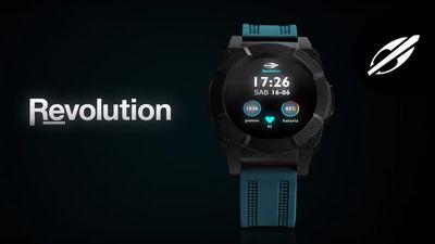 Mormaii Revolution: smartwatch nacional e ultraleve