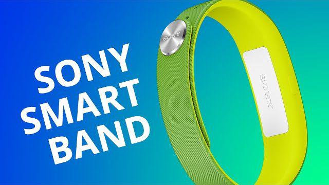 3268a127951 Sony SmartBand  uma pulseira fitness para ficar de olho no seu dia a dia   Anális - Vídeos - Canaltech