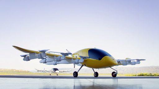 Táxi aéreo de Larry Page está perto de ser regulamentado na Nova Zelândia