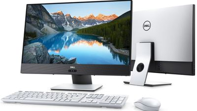 Dell anuncia novos all-in-one com tela infinita