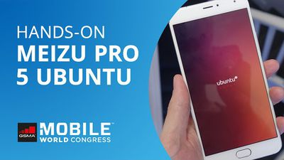 Meizu Pro 5 Ubuntu Edition: o Ubuntu Phone mais poderoso [Hands-on | MWC 2016]