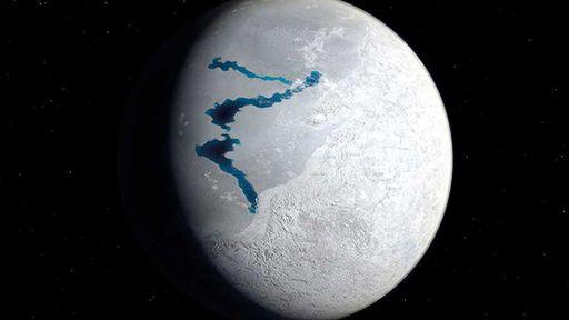 Planetas congelados podem ser capazes de abrigar vida, sugere estudo