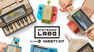 O exercício da criatividade em alta graças ao Nintendo Labo