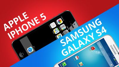 iPhone 5 ou Samsung Galaxy S4? [Comparativo]