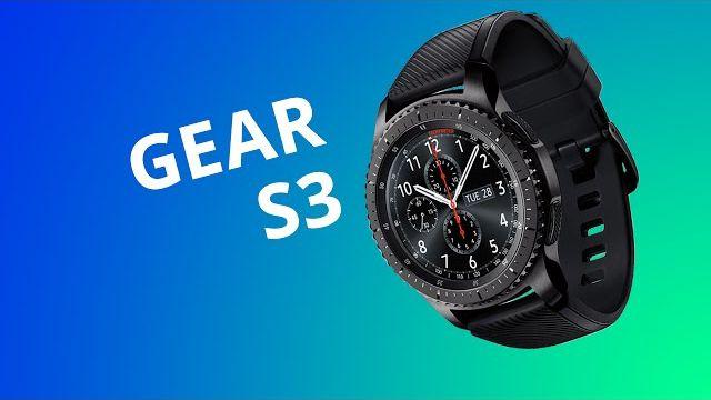 1fb62ebd16c Smartwatch Samsung Gear S3 Frontier  Análise Review  - Vídeos - Canaltech