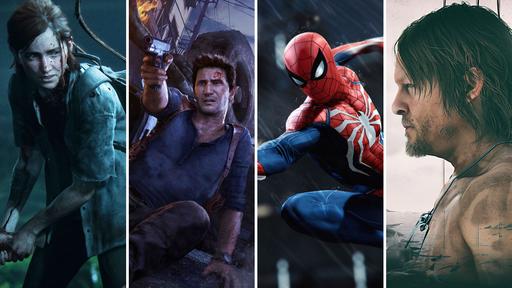 Os melhores jogos exclusivos lançados para o PlayStation 4