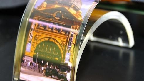 Sharp apresenta protótipo de tela com a espessura de uma folha de papel
