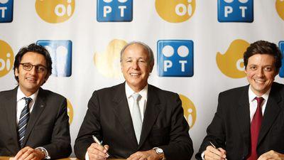 Oi e Portugal Telecom anunciam fusão