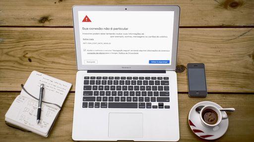 Sua conexão não é particular: como resolver o erro no seu navegador