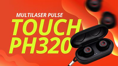 Multilaser Touch PulsePH320: melhor que o Redmi AirDots?