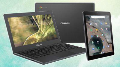 Asus anuncia novos modelos de tablet e notebook com Chrome OS