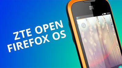 ZTE Open Firefox OS [Análise]