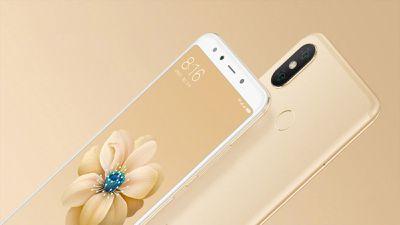 Xiaomi anuncia oficialmente os Mi A2 e Mi A2 Lite com o Android One